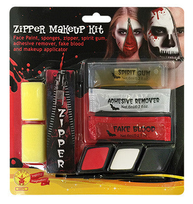 ZIPPER GORE HALLOWEEN MAKEUP KIT