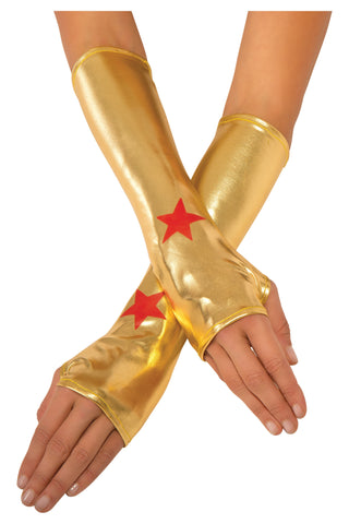 WONDER WOMAN GAUNTLETS, ADULT