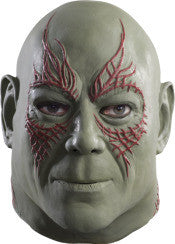 DRAX THE DESTROYER OVERHEAD MASK, ADULT