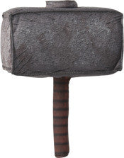 THOR PLUSH HAMMER, CHILD SIZE