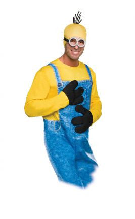 MINION GLOVES, ADULT