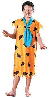 FRED FLINTSTONE CHILD - SIZE L