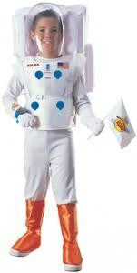 ASTRONAUT CLASSIC COSTUME, CHILD - VARIOUS SIZES