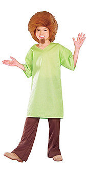 SHAGGY SCOOBY-DOO COSTUME, CHILD - SIZE M