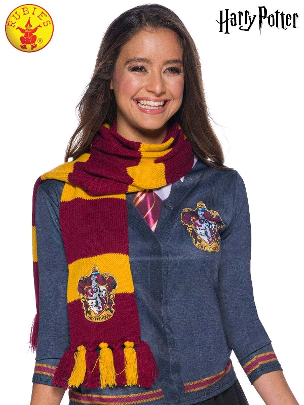 GRIFFINDOR HARRY POTTER SCARF, CHILD