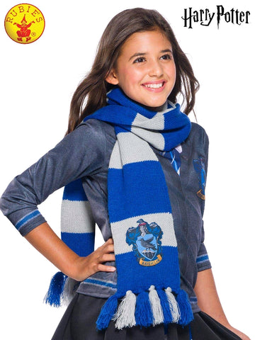 RAVENCLAW HARRY POTTER SCARF, CHILD