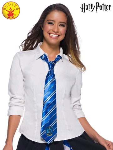RAVENCLAW HARRY POTTER TIE, CHILD SIZE