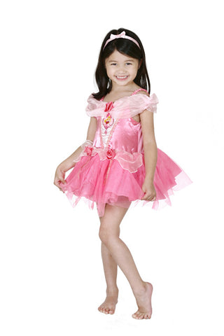 SLEEPING BEAUTY BALLERINA - SIZE 18-36 MONTHS