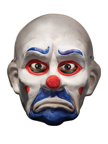 THE JOKER DELUXE CLOWN MASK CHILD