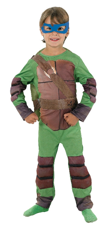 TMNT DELUXE CHILD COSTUME - SIZE M