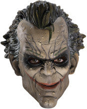 JOKER 3/4 VINYL MASK, ADULT