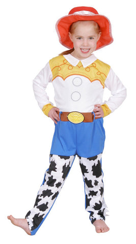 JESSIE TOY STORY, CHILD - SIZE 4-6