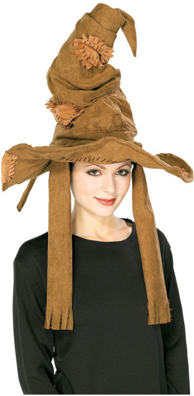HARRY POTTER SORTING HAT BROWN, ADULT SIZE