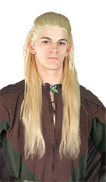 LEGOLAS LORD OF THE RINGS WIG, ADULT