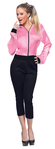 50S PINK LADIES JACKET, ADULT