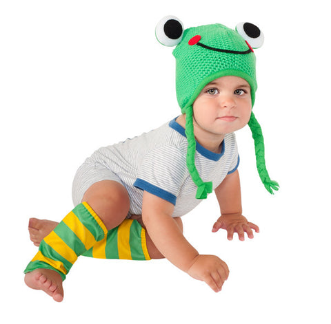 FROG - SIZE 6-12 MONTHS