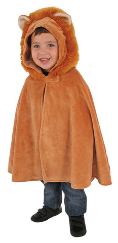 LION CUB FURRY COSTUME - SIZE T