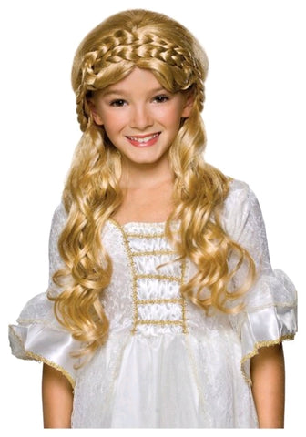ENCHANTED BLONDE WIG - CHILD