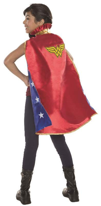 WONDER WOMAN DC CAPE CHILD