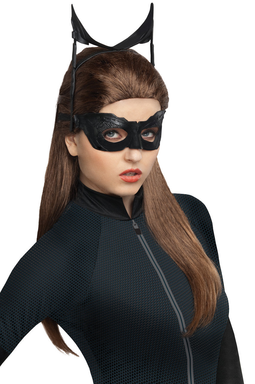 CATWOMAN DARK KNIGHT WIG ADULT
