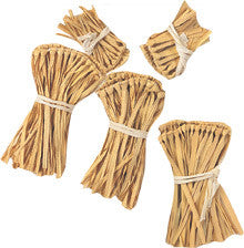 SCARECROW STRAW KIT, ADULT