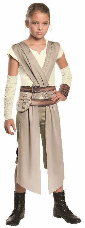 REY CLASSIC COSTUME, CHILD - SIZE 3-5