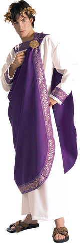 JULIUS CAESAR COSTUME COLLECTABLE, ADULT - SIZE XL