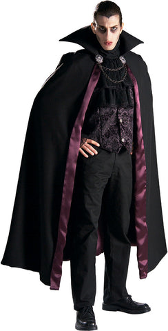 VAMPIRE SPECIAL EDITION COSTUME, ADULT - SIZE STD
