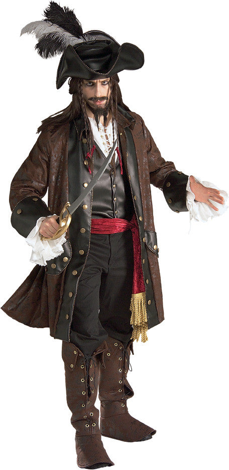 CARIBBEAN PIRATE COLLECTOR'S EDITION - SIZE XL