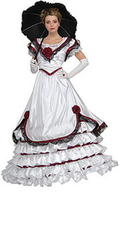 BELLE COLLECTIBLE COSTUME, ADULT - SIZE L