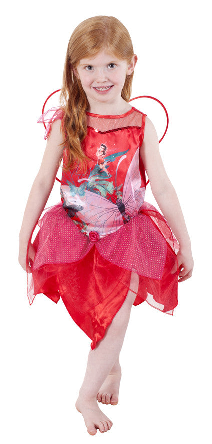 ROSETTA DISNEY BALLERINA COSTUME, CHILD - SIZE 4-6