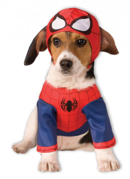 Spider Man Dog Costume