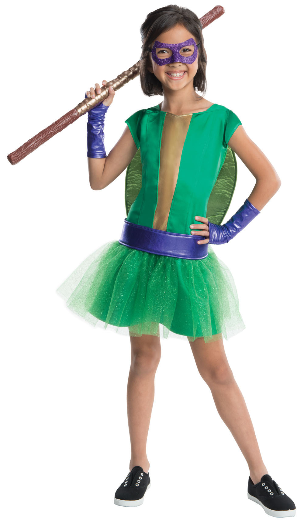 TMNT DONATELLO TUTU DRESS - SIZE L