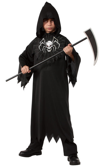 GHOUL COSTUME, CHILD - SIZE M