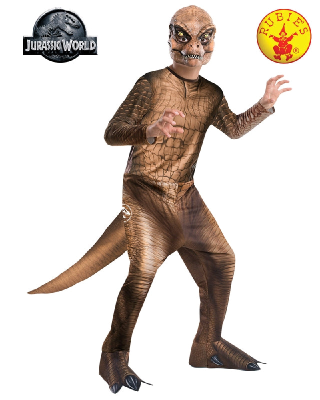 T-REX DINOSAUR COSTUME, CHILD - SIZE L