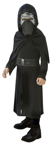KYLO REN CLASSIC COSTUME, CHILD - SIZE AGE 7-8