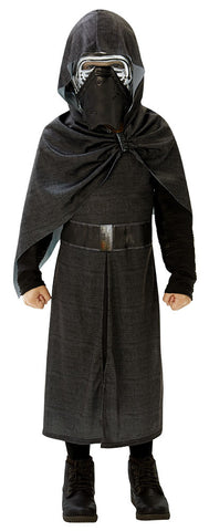 KYLO REN DELUXE COSTUME, TWEEN - SIZE 12-13 YEARS OLD