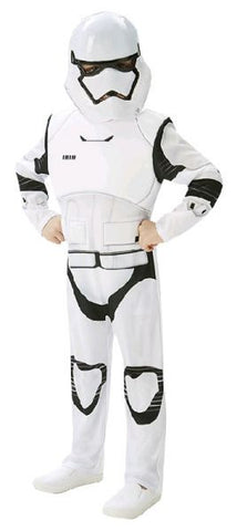 STORMTROOPER DELUXE, CHILD - SIZE 11-12