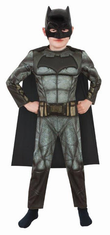 BATMAN DAWN OF JUSTICE COSTUME, CHILD - SIZE M