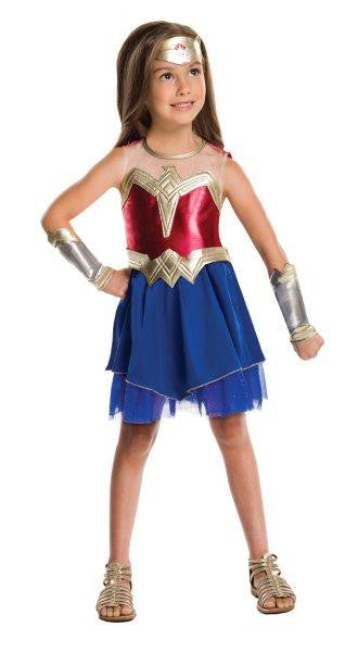WONDER WOMAN DAWN OF JUSTICE COSTUME, CHILD - SIZE L