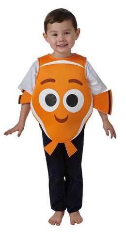 NEMO TABARD COSTUME, CHILD - SIZE TODDLER