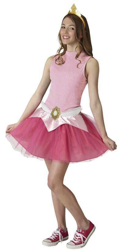 SLEEPING BEAUTY TWEEN TUTU SET - SIZE S