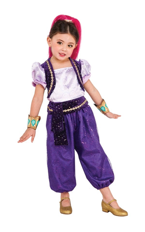 SHIMMER DELUXE COSTUME - SIZE 3-5