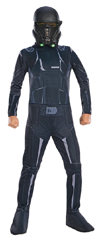 DEATH TROOPER ROGUE ONE COSTUME, CHILD - SIZE 6-8