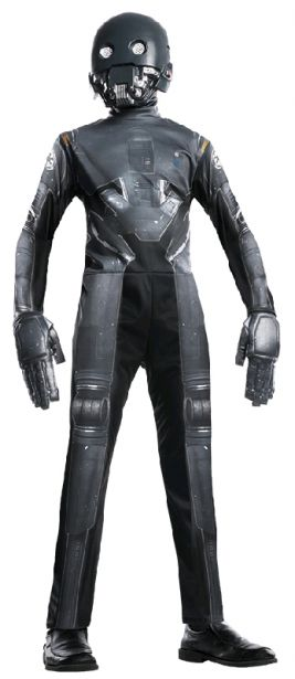 K-2S0 ROGUE ONE DELUXE COSTUME - SIZE L