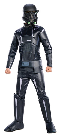 DEATH TROOPER ROGUE ONE DELUXE - SIZE 6-8