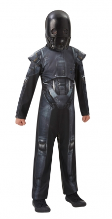 K-2S0 ROGUE ONE CLASSIC COSTUME - SIZE 11-12