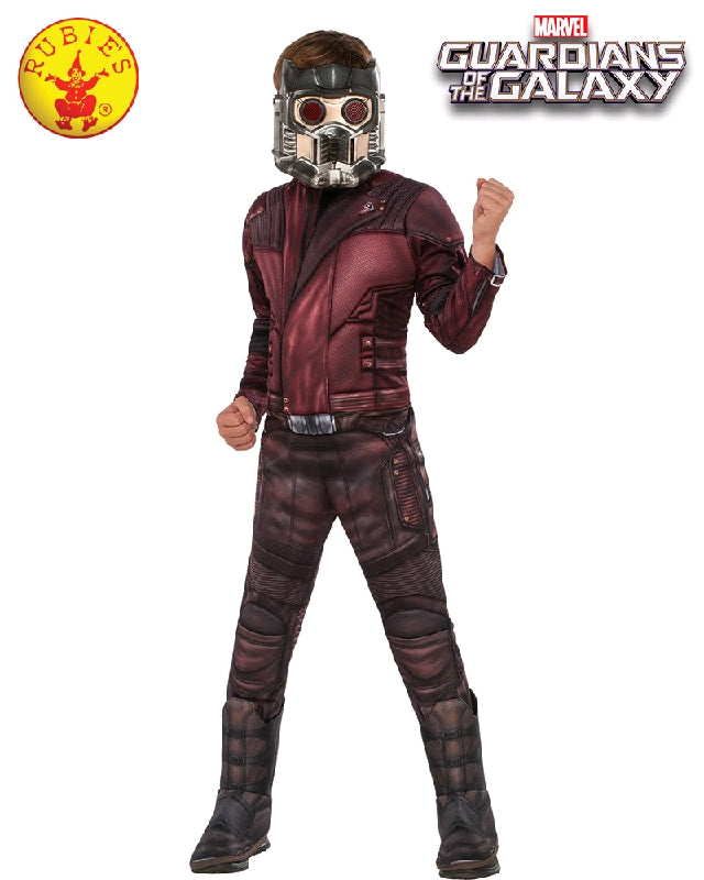 STARLORD DELUXE COSTUME, CHILD - SIZE M