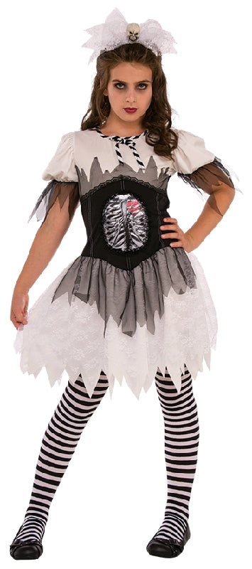 OPEN RIBS TEEN COSTUME - SIZE S