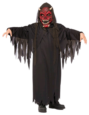 HELL RAISER DEMON COSTUME, CHILD - SIZE M